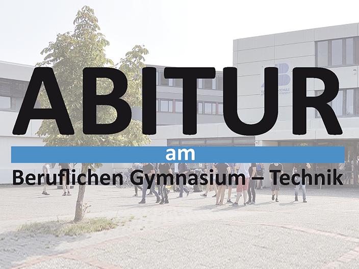 Informationsabend – Berufliches Gymnasium Technik