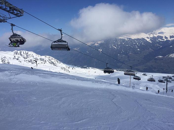 Ski- und Snowboardkurs